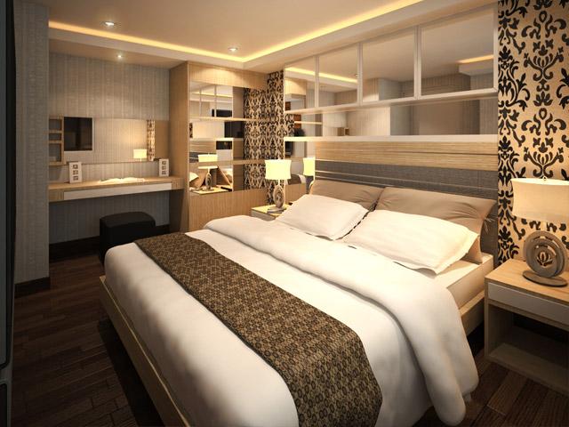 Bedroom Mr. Fauzi Kalibata