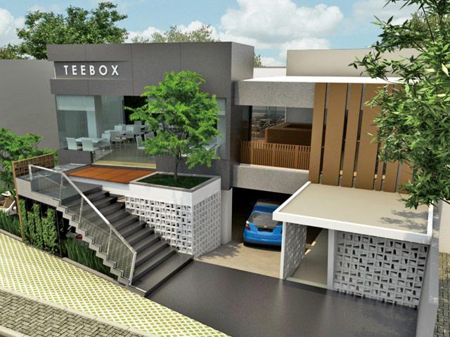 Fasad Resto Teebox
