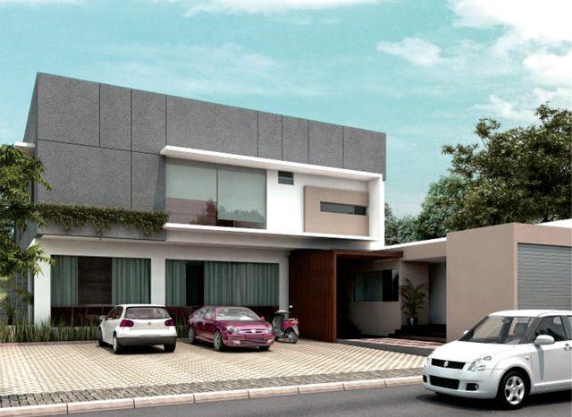 Fasad Kebagusan Residence