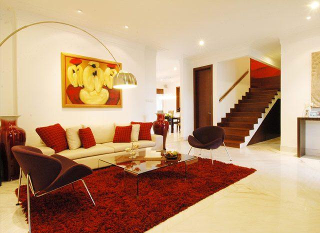Guest Room Mrs. Komala Permata Hijau Residence