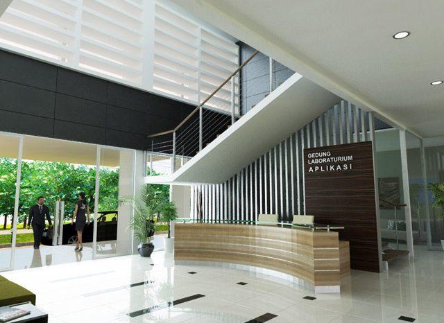 Lobby Lemigas Office