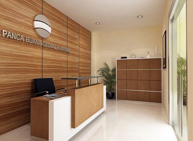 Lobby Panca Buana Globa Karisma Office