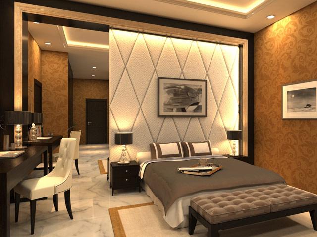Master Bedroom 2 Mrs. Marla Cempaka Putih Residence