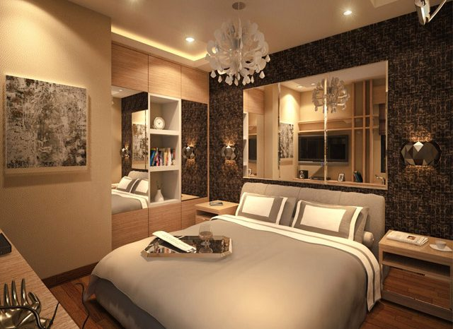 Master Bedroom Apartemen Mrs Indri Cervino