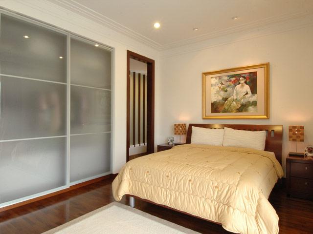 Master Bedroom Mrs. Komala Permata Hijau Residence