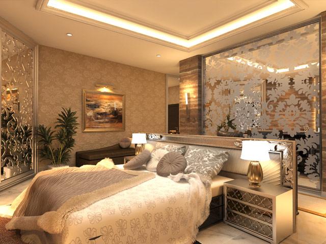 Master Bedroom Mrs. Marla Cempaka Putih Residence