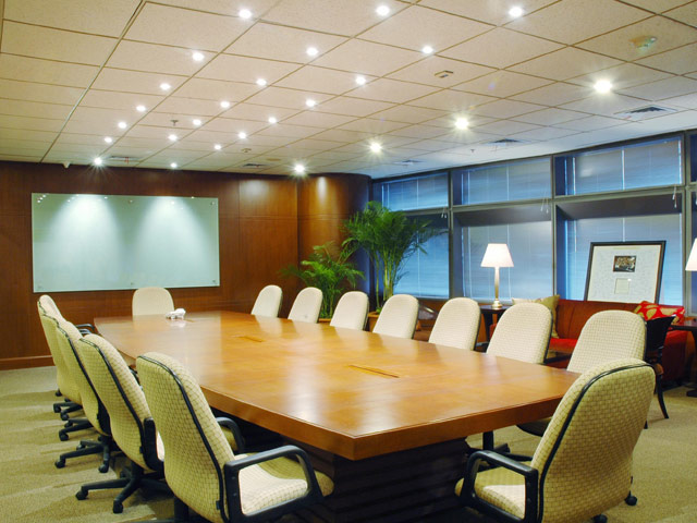 Meeting room Sampoerna Foundation Office