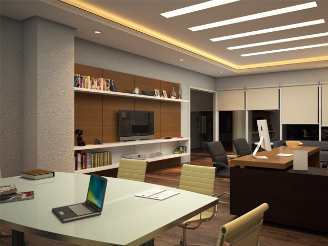 Office room Indrillco Group Office