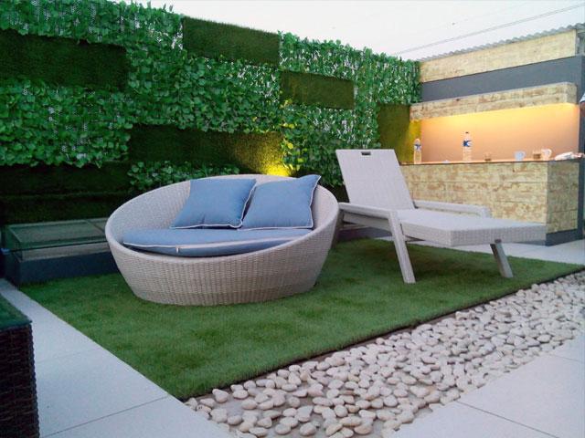 membuat roof garden