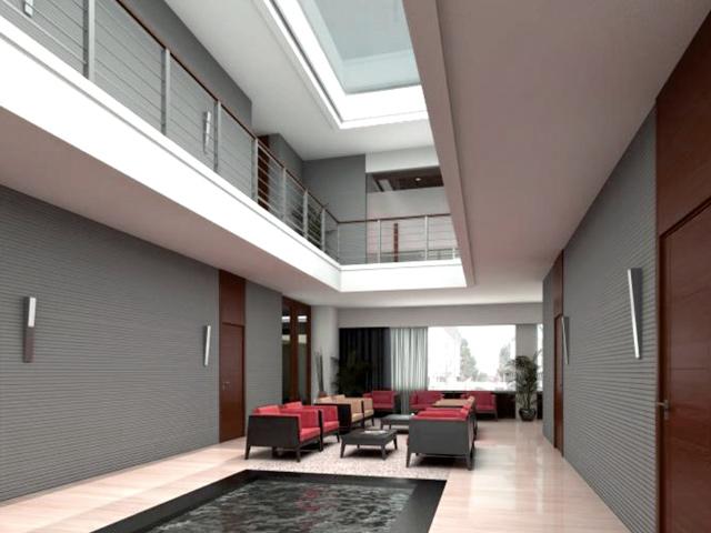Ruang Tengah Kebagusan Residence