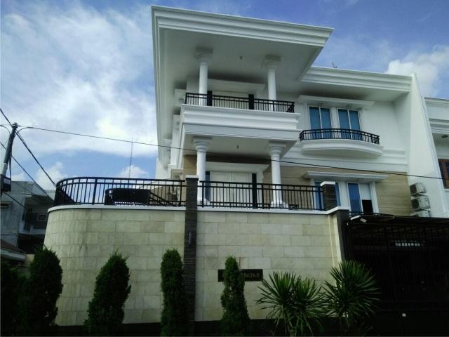 Fasad Sunter Residence