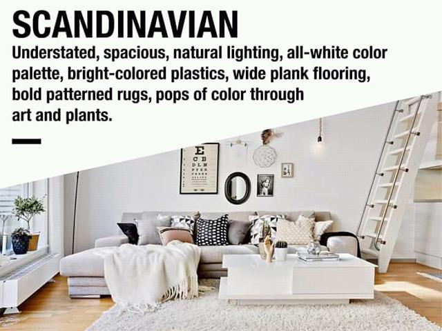 desain interior apartemen scandinavian