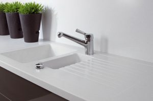 Jenis Table Top Solid Surface Favorit